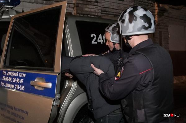 Задержанием подозреваемого занимались Росгвардия и МВД