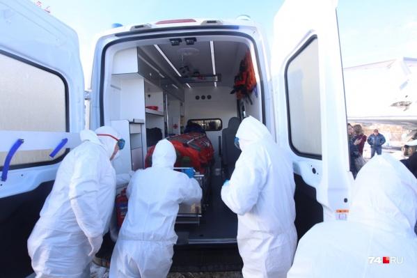 Новые случаи коронавируса привезли в Челябинск из Италии
