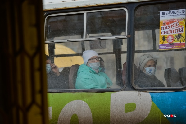 Большинство заболевших за сутки — из Архангельска