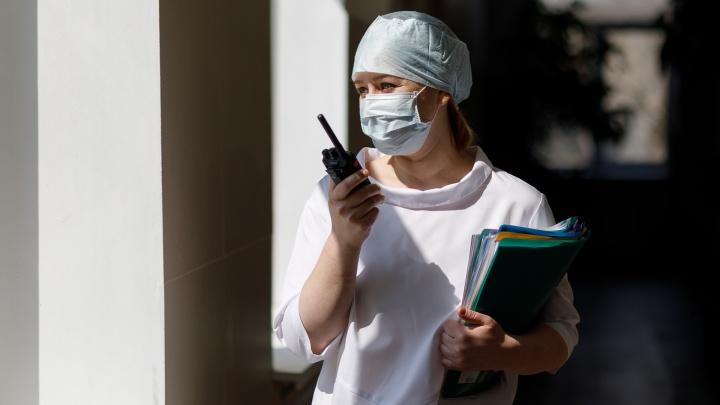 В Самарской области из больниц выписали 26 человек, болевших COVID