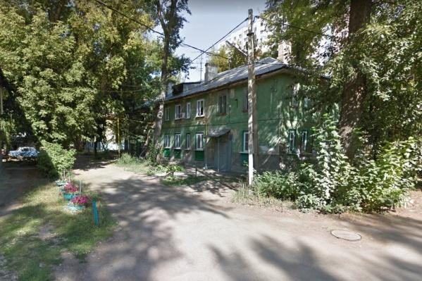 Эти дома пустят под снос