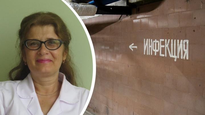 «На первый план вышло поражение нервной системы»: колонка врача, которая перенесла коронавирус