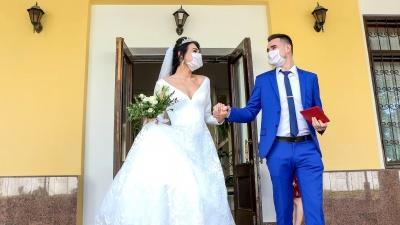 232 нижегородские пары заключили брак в День семьи, любви и верности