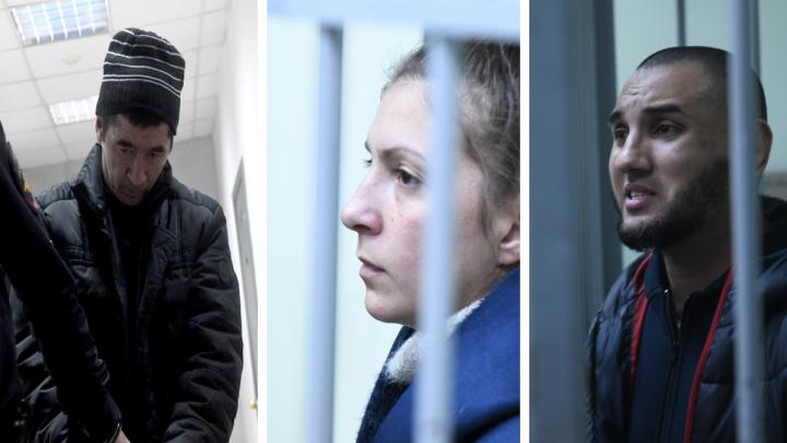 Дело убийц Ксении Каторгиной передали в Свердловский областной суд