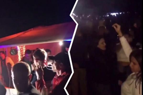 В минувшие выходные вечеринки прошли сразу в несколько местах Новосибирска. В полиции их сначала опровергали, но потом к делу подключился Следственный комитет