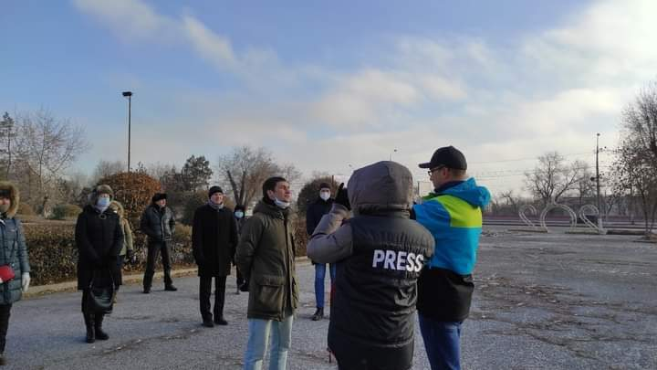 «Мы не против дороги, мы хотим спасти лес»: защитники дубовой рощи в Волго-Ахтубинской пойме записали обращение к Путину