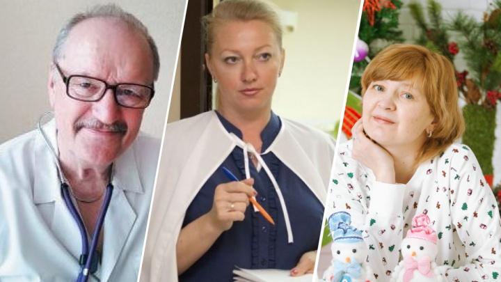 Список памяти: красноярские медики, погибшие в борьбе с коронавирусом