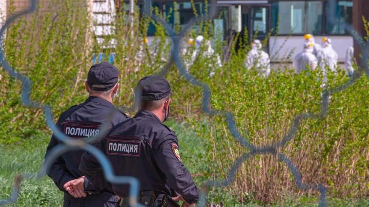 За сутки в Красноярском крае + 58 заболевших коронавирусом