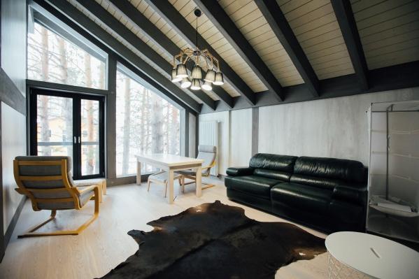 Фахверковые дома — стильные и долговечные, а за счет большой площади остекления создают ощущение легкости и воздушности и делают природу за окном еще ближе