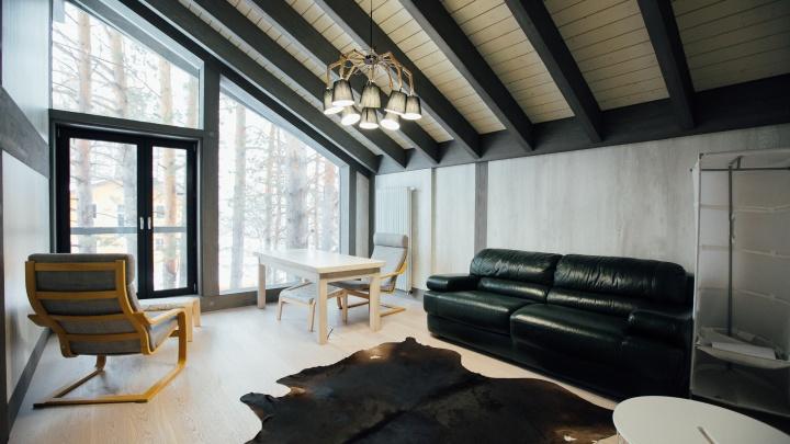 Екатеринбуржцам предложили необычную недвижимость на всесезонном курорте «Солнечная долина»