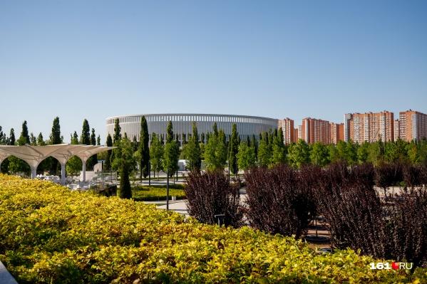 Парк открыли 28 сентября 2017 года
