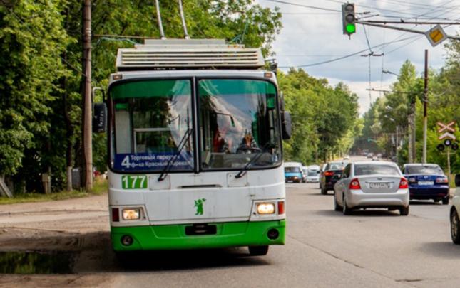 В Ярославле власти сообщили о возвращении троллейбусов на Тутаевское шоссе