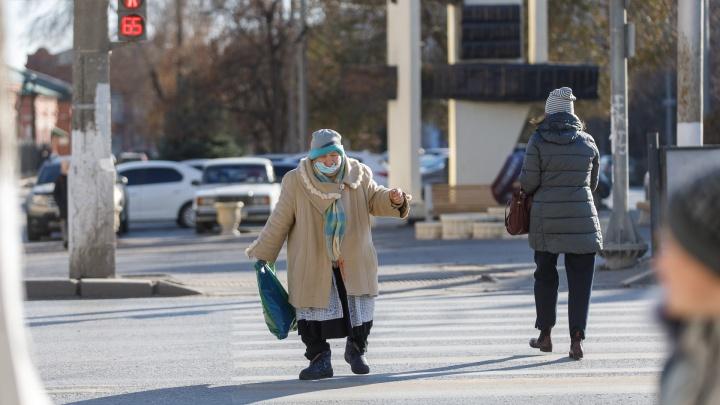 «Для улучшения благосостояния»: пенсионерам Волгограда прибавят 301рубль к прожиточному минимуму