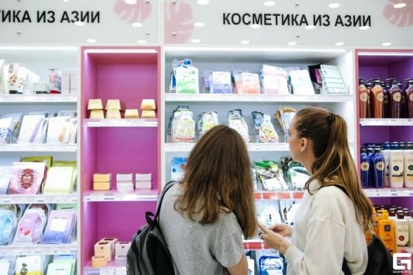 В AZUMA собраны товары из разных уголков планеты — Кореи, Европы, США и России