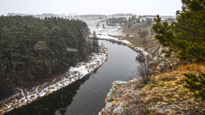 В Свердловской области в выходные ожидаются заморозки до -18 градусов
