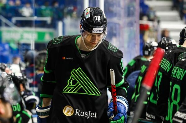 Лучшим игроком матча стал Александр Кадейкин. У него 1+1