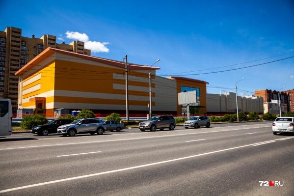 McDonalds появится в новом ТРЦ «Матрешка» на улице Широтной