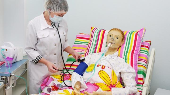 Начался набор на курсы сиделок: после них можно заботиться о родных или устроиться на работу в больницу