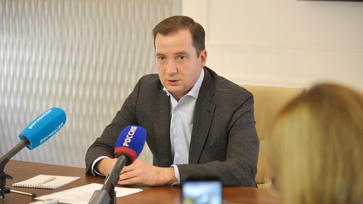 Александр Цыбульский впервые после выборов ответил на вопросы журналистов — видео