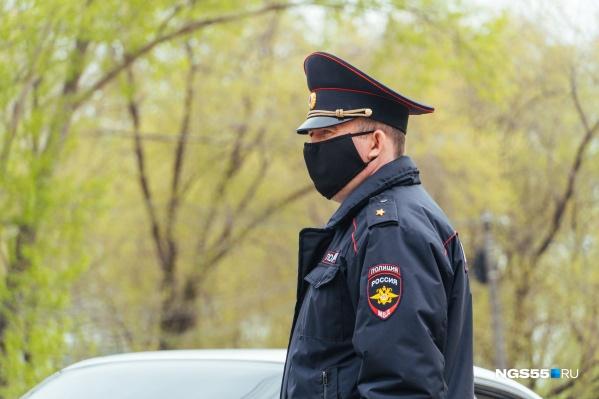 Полицейские нашли машину, на которой якобы увезли ребёнка