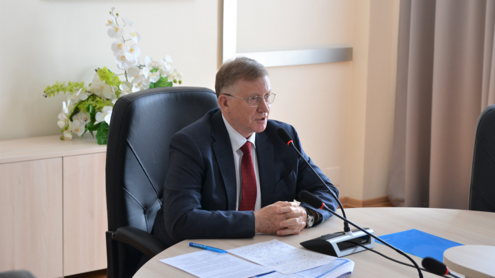 Ректор ЮУрГУ рассказал об особенностях приемной кампании многомиллионной аудитории
