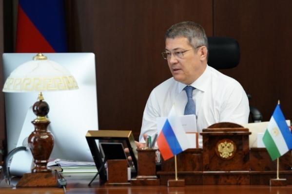 Хабиров рассказал Путину об инвестиционной жизни в Башкирии