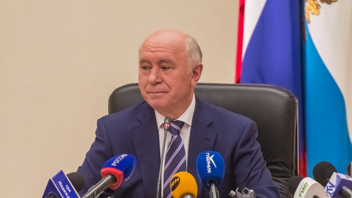 Самарская губдума отказалась замораживать доплаты к пенсии Николая Меркушкина