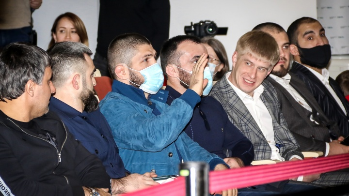 «Хотим вернуться на 800-летие»: Хабиб Нурмагомедов привез в Нижний Новгород турнир по ММА