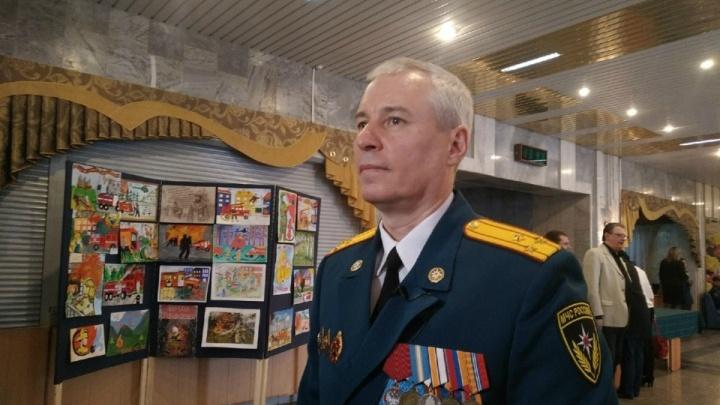В отношении экс-начальника МЧС Зауралья Олега Рожкова возбудили еще два уголовных дела