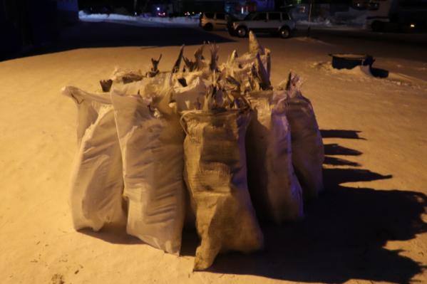 Полицейские оценили ущерб в 2 миллиона рублей