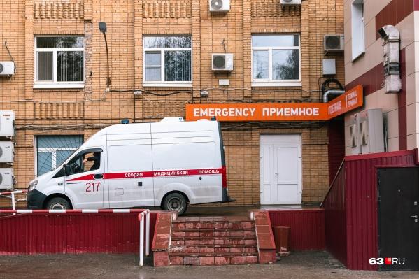 Один из них будет новым корпусом больницы Середавина