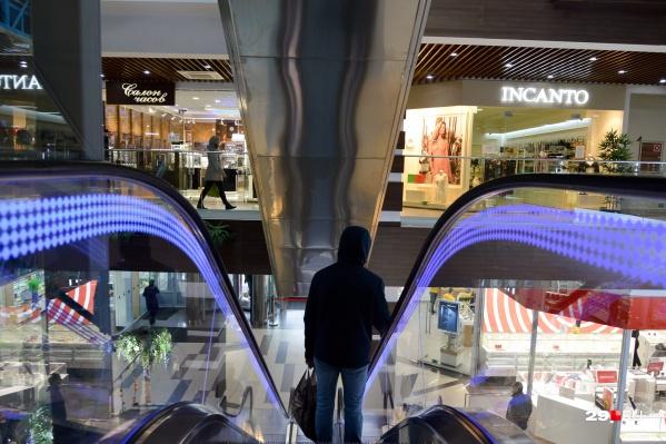 Дети и подростки не могли самостоятельно сходить в торговые центры на протяжении полутора месяцев