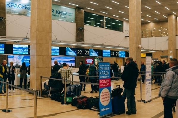 Чартеры и регулярные рейсы за границу приостановлены на неопределенный срок