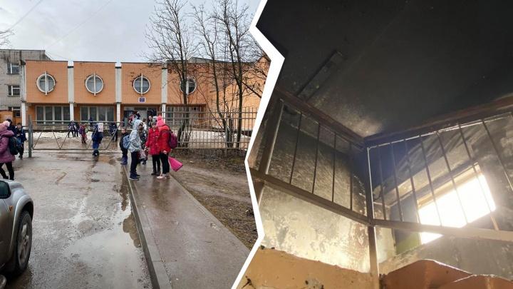 Вспыхнули списанные мячи: в Переславле загорелась школа, эвакуировали 780 человек