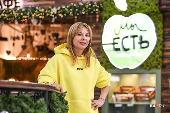 Татьяна Заводовская — ресторатор, супруга генерального директора общества «Малышева-73» и многодетная мама