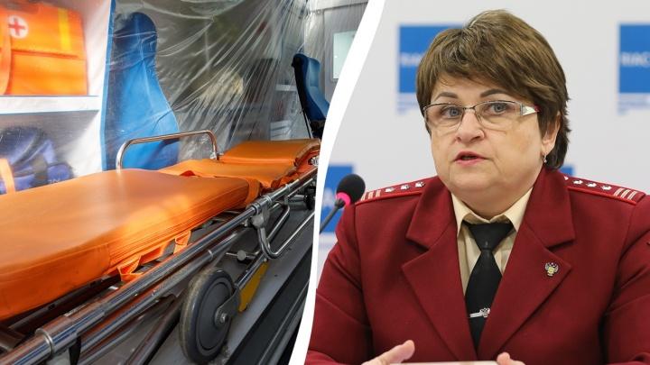 В Волгограде коронавирус подозревают у 90 взрослых и 12 детей