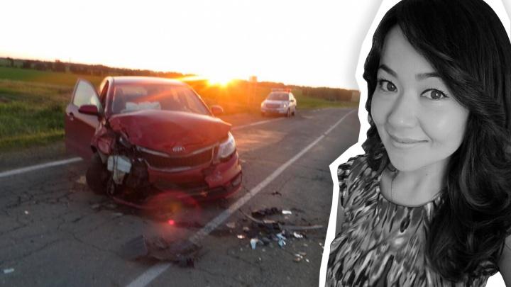 Виновнику аварии, в которой погибла беременная челябинка и пострадал ребенок, вынесли приговор