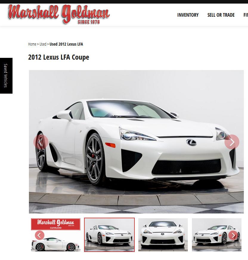 Скриншот с сайтаmarshallgoldmanoh.com