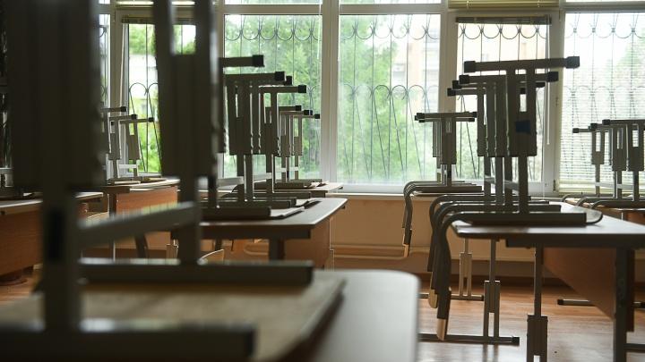 В Екатеринбурге на дистант перевели уже полторы сотни классов