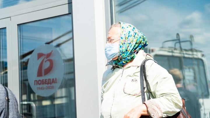 В Курганской области ужесточили меры профилактики против COVID-19