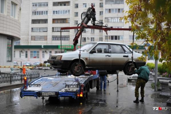 Если машину еще не погрузили на эвакуатор, есть возможность забрать ее сразу. Но от штрафа за нарушение правил парковки это не освободит<br><br>