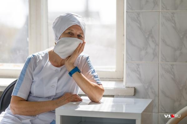 Некоторые медработники заражаются даже в непрофильных больницах