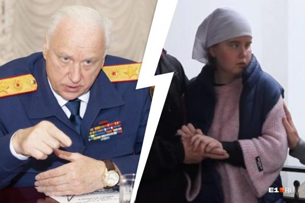 Проверить обстоятельства смерти ребенка в женской обители потребовал глава СК Александр Бастрыкин