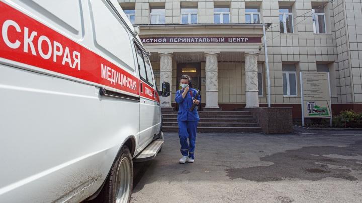 «Переучили акушеров»: репортаж из роддома, отданного под лечение челябинцев с коронавирусом