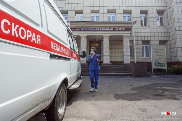 Из-за перепрофилирования беременных в этот корпус перинатального центра на Тимирязева больше не везут