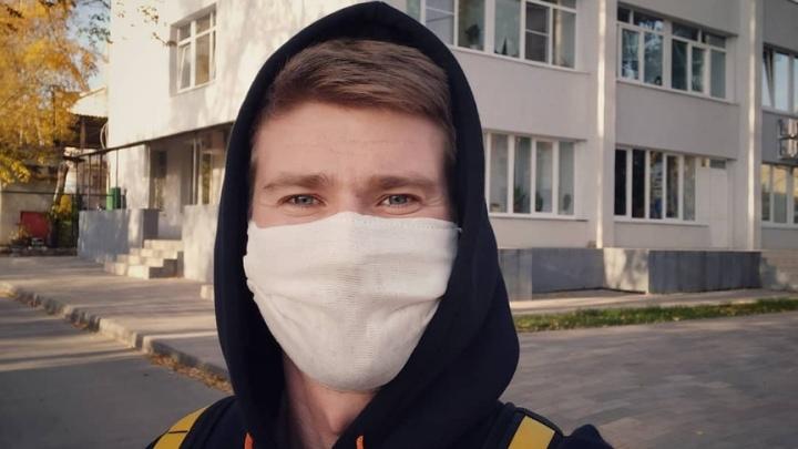 «Завтракаешь, а за стенкой — один из соседей умер»: спортсмен рассказал, как лечат COVID-19 в Самаре