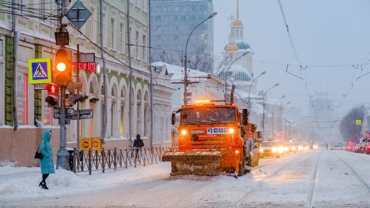 МЧС предупреждает жителей Пермского края о сильном ветре