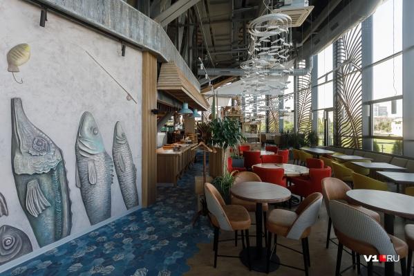 С сегодняшнего дня оперативный штаб разрешил работу кафе и ресторанов