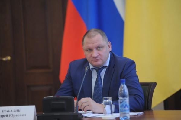 Андрей Шабалин проходит по делу о банкротстве «Ярославской генерирующей компании»