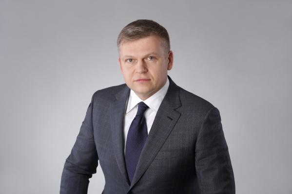 Генеральный директор АО «ПЗСП» Алексей Дёмкин